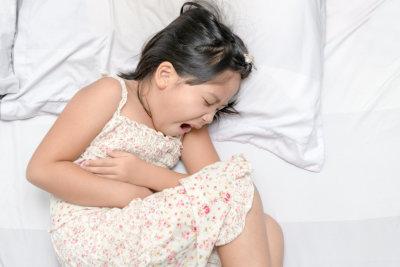 child stomach ache
